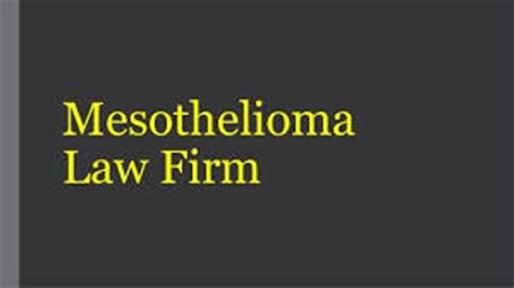 Mesothelioma Settlement Fund 1 by Mesothelioma Lawsuit Assignment Point