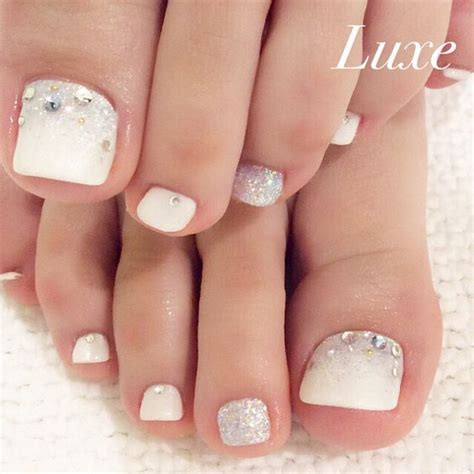 pedicure nail pedicure ideas for brides