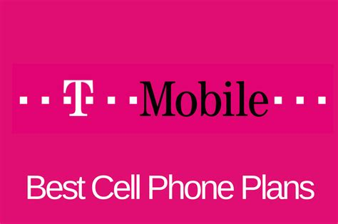 best prepaid plans best t mobile cell phone plans may 2018 whistleout