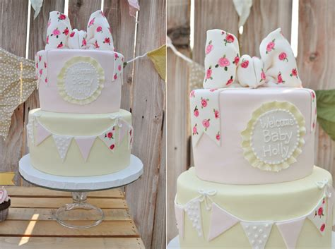 Vintage Baby Shower by Vintage Baby Shower Thebakeboutique