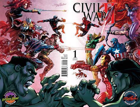 civil war ii civil war 2 1 neal adams variant nm cgc it captain america ironman movie ebay