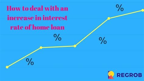 increased interest rates of home loan how to deal with it