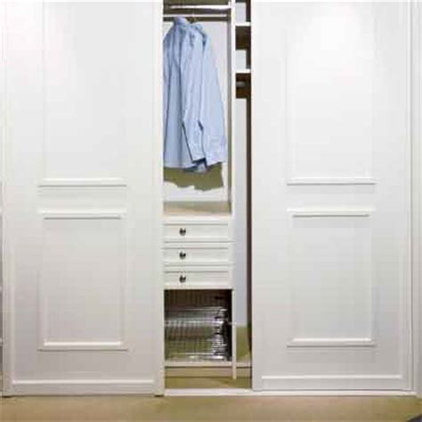 How To Fix Sliding Closet Doors by Fix A Sliding Closet Door Fixes To Do Before