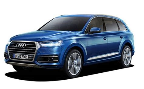 audi q7 cost in india the new audi q7 costs rs 72 lakh new launches news
