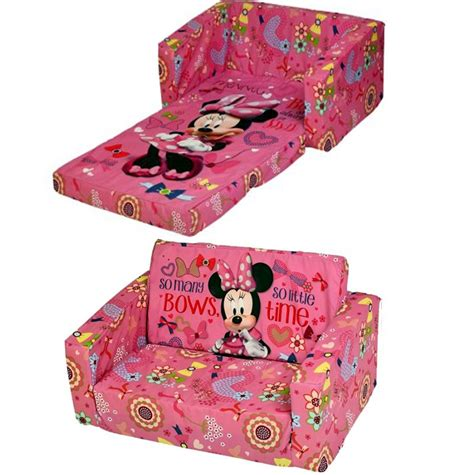 childrens settee disney childrens flip out double foam sofa settee kids
