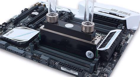 water cooling ram ek ram monarch module black 2pcs