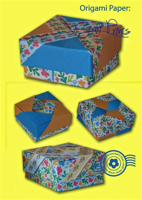 Origami Using Printer Paper - the papercraft post scarf print origami paper origami