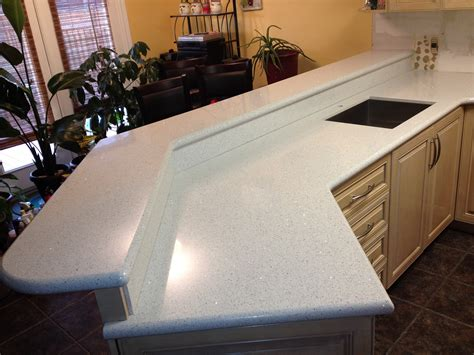 Stellar Countertop by Stellar Snow Countertop Aaba Granite Marble Inc