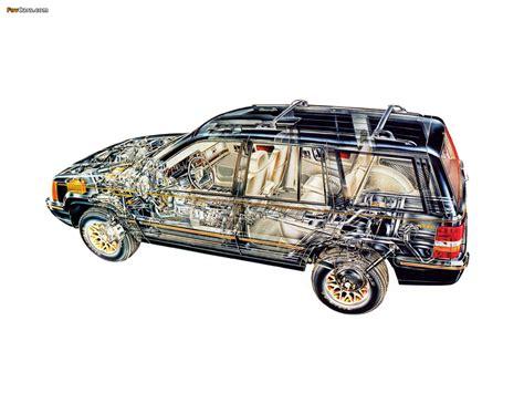 Jeep Grand Cherokee 1993 1998 Zg Zj 2 5l 4 0l 5 2l 5 9l