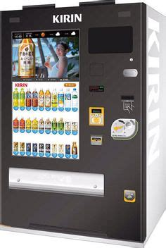 Dispenser And Cool Kirin Human Partners With Sodexo To Launch Touchscreen Healthy Vending Machine Vending