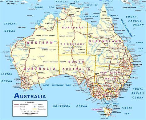 explore australia map map of australia this detailed map of australia is