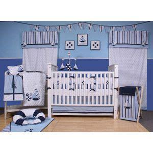 bacati crib bedding bacati little sailor 10 piece nursery in a bag crib
