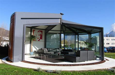 Veranda Modern by Versatile Glass Circular Verandas From Opensun Freshome
