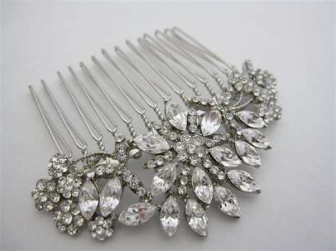 vintage wedding hair combs vintage inspired bridal hair comb wedding hair accessories