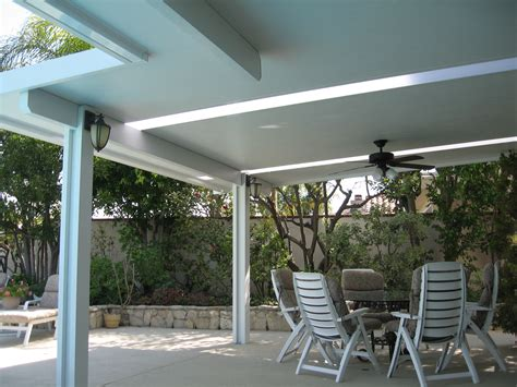 aluminum patio covers in los angeles orange county