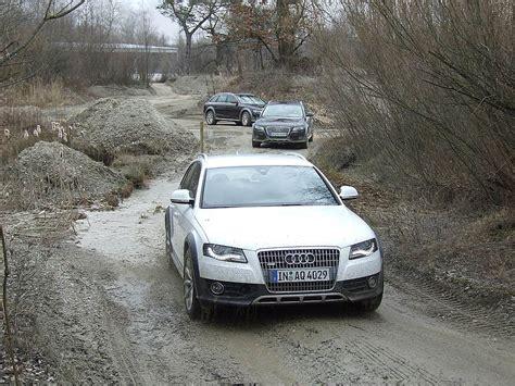 Audi A4 Avant Erfahrungen by K 220 S 183 News 183 Erste Erfahrungen Audi A4 Allroad Quattro