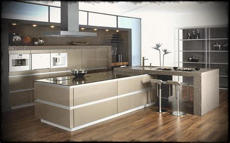 modern kitchens quartz countertops on kitchen design ideas