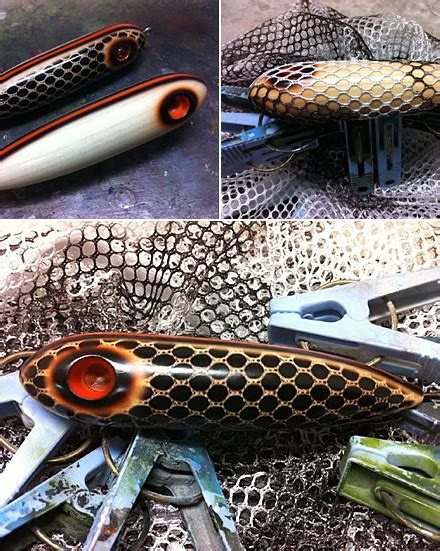 color pattern lure surface diary 水面の日記 187 handsome playground