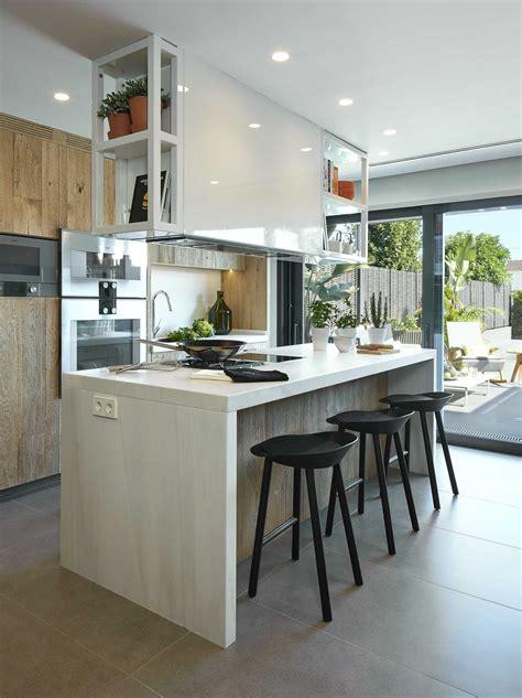 imagenes de cocinas con islas molins interiors arquitectura ideas decoracion mesa isla