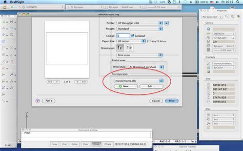 templates autocad mac ctb stb creating and editing on mac macacad