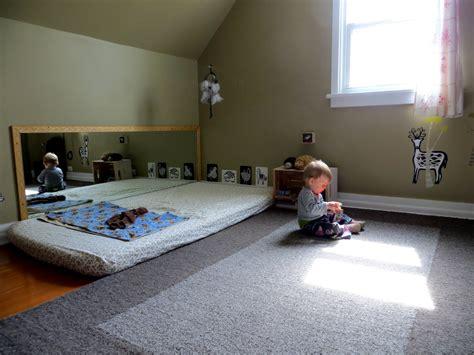 montessori baby room itty bitty a tour e s montessori nursery