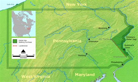 pennsylvania physical map pennsylvania maps and reference