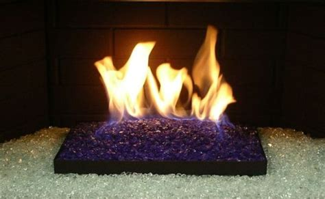 fireplace glass san diego