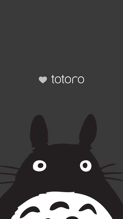 wallpaper iphone 6 totoro be linspired iphone backgrounds