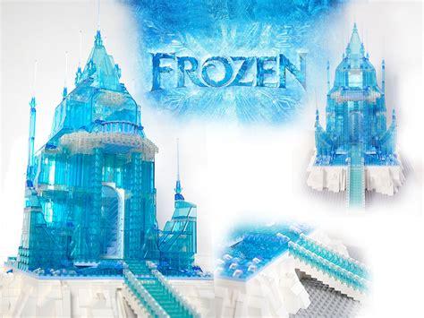 Frozen Castle lego ideas disney elsa s frozen castle