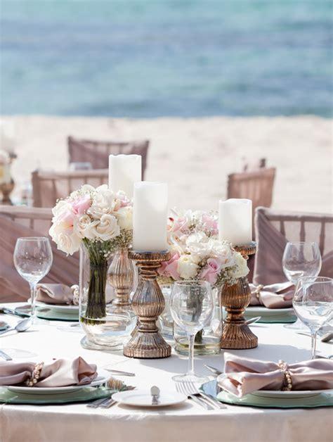 2015 blush pink destination beach wedding table