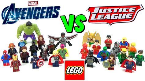 lego movie justice league vs lego avengers vs justice league www pixshark com