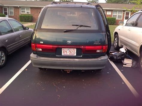 auto air conditioning repair 1997 toyota previa windshield wipe control purchase used 1997 toyota previa le mini passenger van 3 door 2 4l in johnson city tennessee