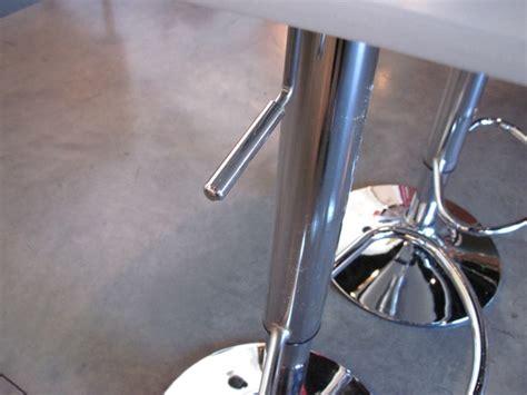 Chrome And Wood Bar Stools by Metro Modern Wood Chrome Bar Stools