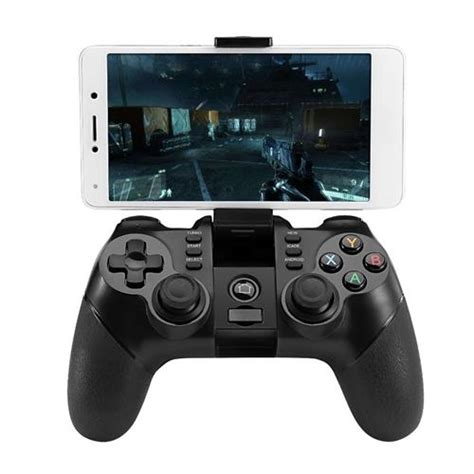 Gamepad 2 4g Wireless Turbo zm x6 bluetooth 2 4g wireless gamepad black