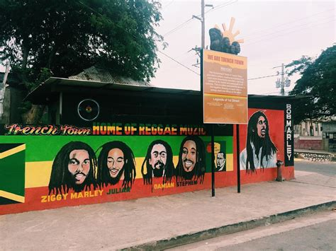 A Place Reggae Trench Town Birth Place Of Reggae Popular Airbnb Destination In Jamaica Jamaicans