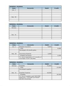 accounting worksheet template sle accounting worksheet template 8 free documents