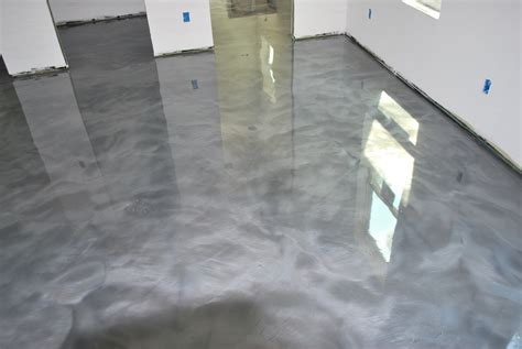 Epoxy Flooring Kitchen Platinum Metallic Epoxy Flooring The 2017 Including Kitchen Floor Picture Trooque