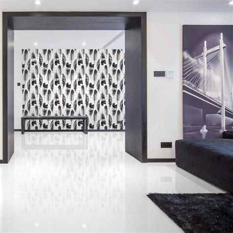 Carrelage Salle De Bain Blanc Brillant by Carrelage Sol Mur 60x120 60x60 Ou 100x100 Cm Blanc