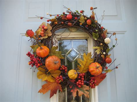 Diy Fall Wreaths Design Ideas Majenta Designs Easy Diy Autumn Wreath Tutorial