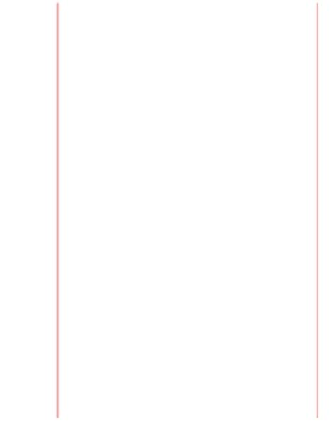 printable blank legal pleading paper red lines legal