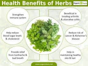 Health benefits of herbs amp spices organic facts