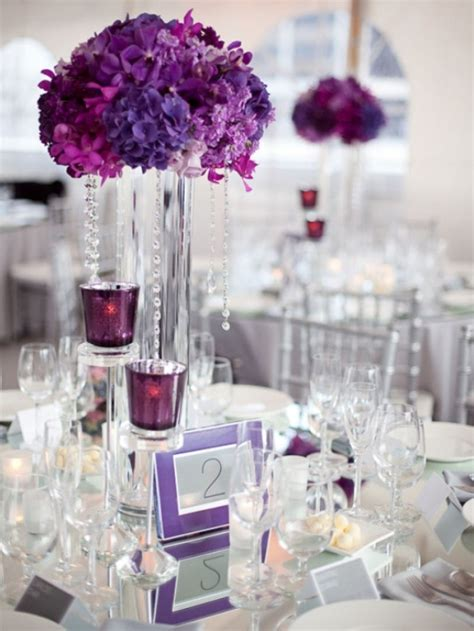 green  purple wedding theme archives weddings romantique