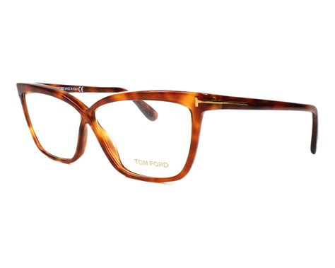 Tomford Tf5267 Maroon lunettes de vue tom ford tf 5267 053 opticiens fran 231 ais visionet