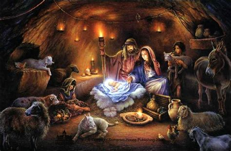 origin of nativity scenes bishoys coptic blog