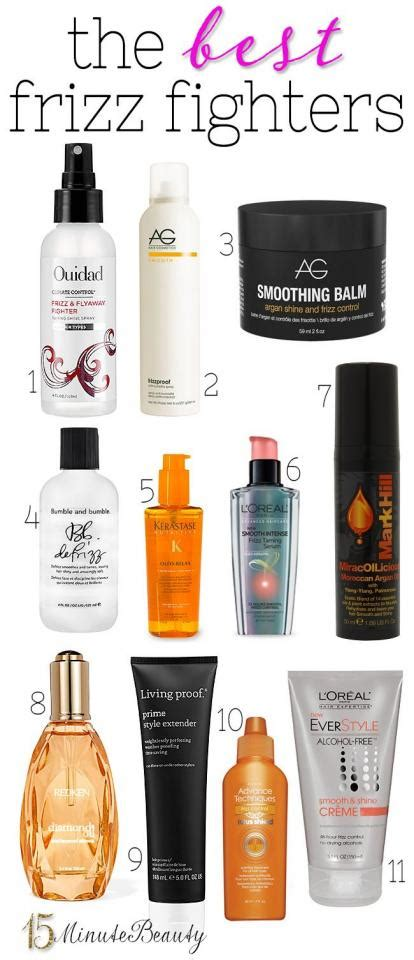 the best hair serums to smooth your the huffington post 11 great anti frizz hair products trusper