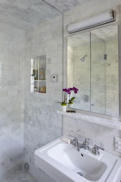 Marble Shelf   Contemporary   bathroom   Jan Ware Designs