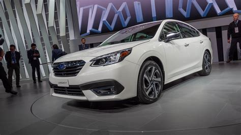 When Will The 2020 Subaru Legacy Go On Sale by 2020 Subaru Legacy Debuts At 2019 Chicago Auto Show