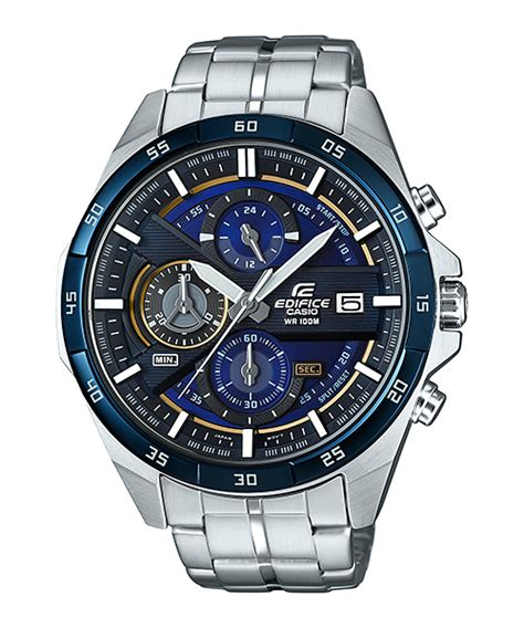 Casio Edifice Efr 556 Silver Blue edifice gold and blue efr 556