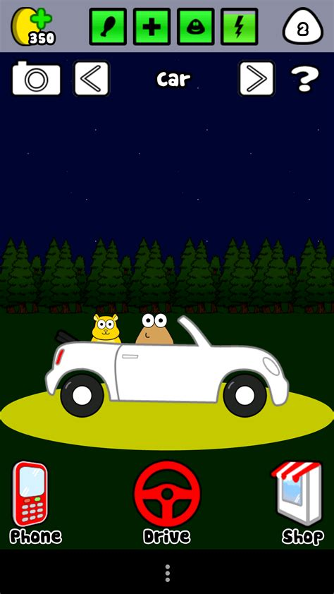 download mod game pou pou android games download free pou very sweet