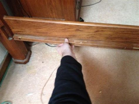Repair Bed Frame Bed Frame Repair Problem Doityourself Community Forums